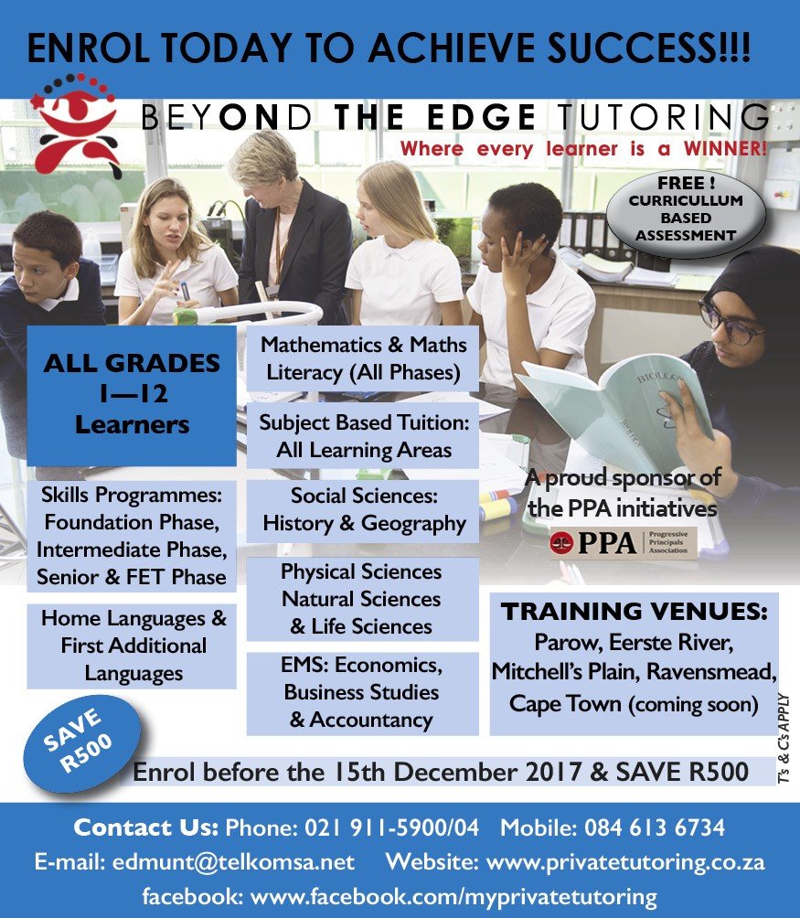 On The Edge Tutoring