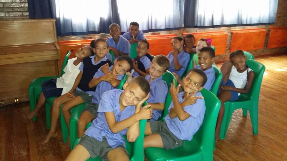 SEDERBERG PRIMARY SCHOOL